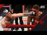 Top 10 Fight of 2016 No-2 Nate Diaz VS Conor McGregor