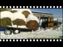 Гусеничные и колесные трактора на бездорожье! Трактор на бездорожье, что танк в бою! Подборка