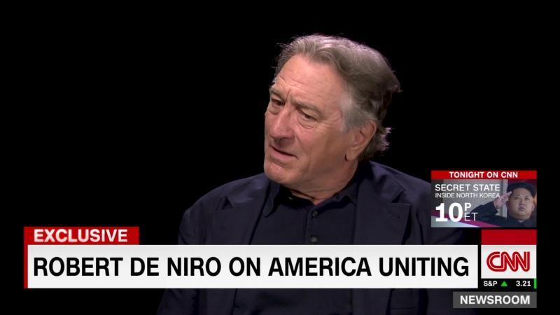 CNN Newsroom (15.09.2017) - Robert De Niro's mission to rebuild Barbuda