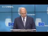 Новый транш кредита для Греции: Еврогруппа решения не приняла