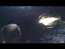 Пещера под водопадом Кук-Караук