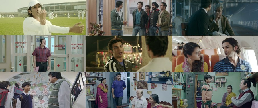 MS Dhoni The Untold Story Torrent Movies