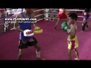 Muay Thai - Kid Training in Chiang Mai