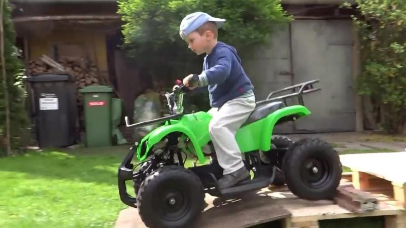 ATV 800W