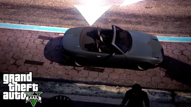 Mazda MX5 Miata для GTA 5