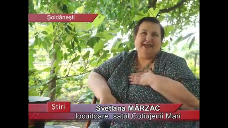 Kilogramele în plus nu sunt impediment pentru a fi fericită pentru Svetlana Mârz