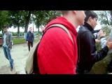 Теплоход и дождь;прогулка по набережной и Вовины сувениры; зоопарк,Макдональд и многое другое))