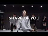 1Million dance studio Shape of You - Ed Sheeran / Lia Kim Choreography