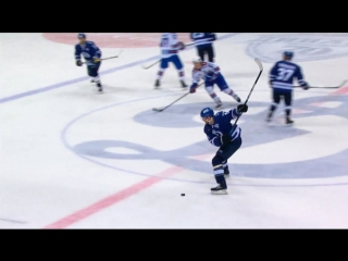 3-й гол Кутейкина от красной линии в плей-офф