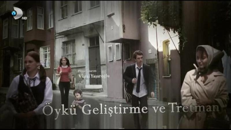 Бесценное Время(Oyle Bir Gecer Zaman Ki)- Заставка