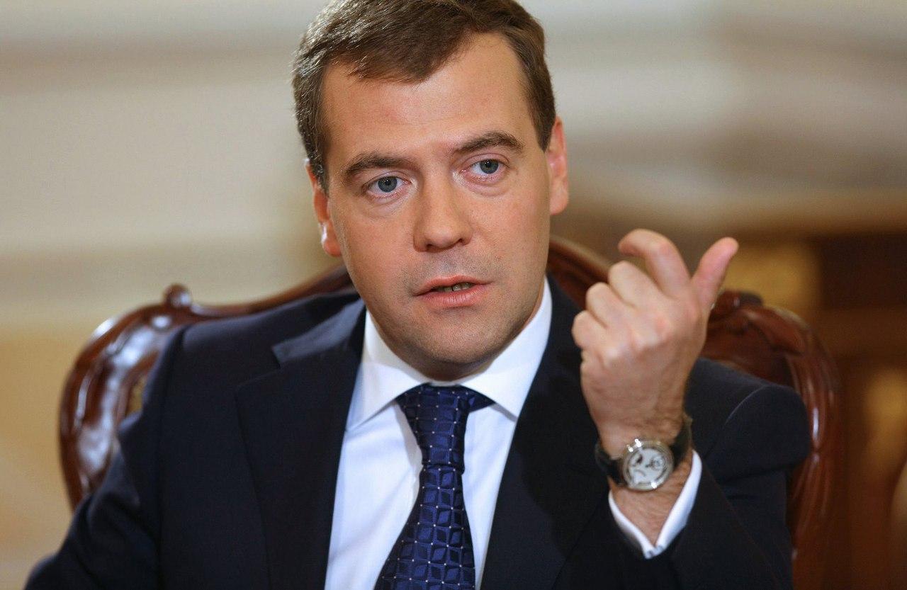 Медведев считает, что в России «созрели условия» для снижения ставок по ипотеке до 6-7%