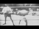 Sugar Ray Robinson Johnny Bratton - Footwork