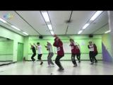 SHOW 171117 Танцевальная практика 'My Turn' (Boys-Red)