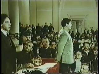 Х/ф Незабываемый 1919 год (1951 г) Фильм является ярким образцом сталинианы в советском кинематографе 1950-х годов
