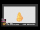COMBUST_ 2k,4k,5k,6k FIRE EXPLOSIONS