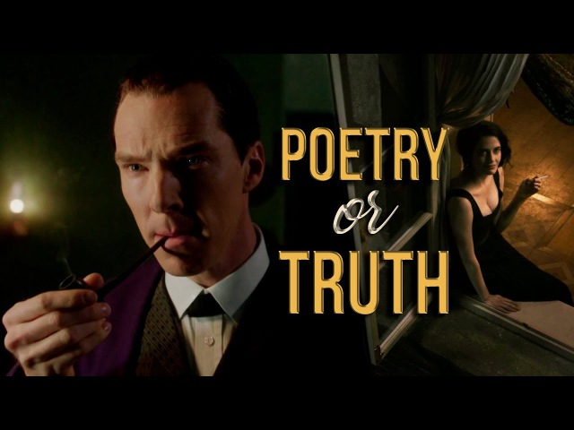 Sherlock Penny Dreadful || Poetry or Truth || TCC