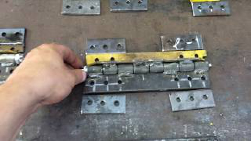Самодельная гусеница под колесо ВАЗ, с боковыми упорами 2 (Изготовление упоров, замков гусянки)