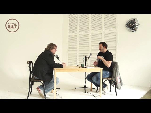 Интервью с Сергеем Минаевым