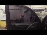 Новинка! Электро-тонировка HoDoor! на Lexus LX570