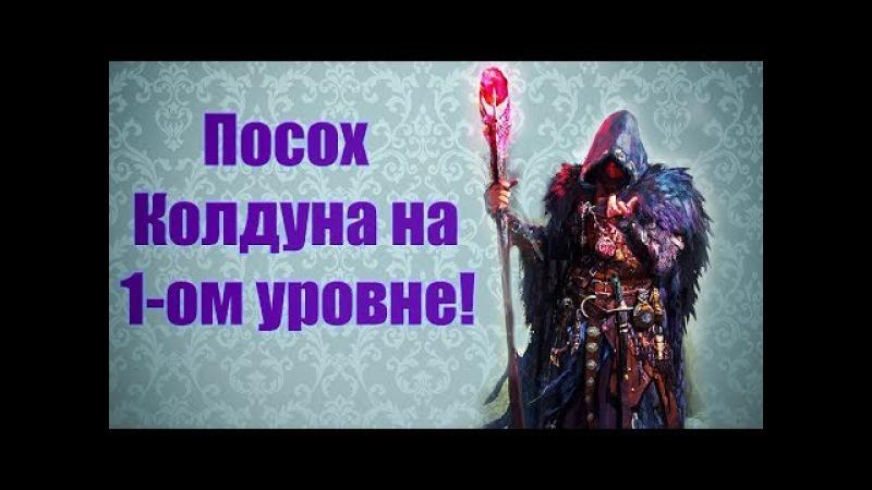 Секреты Skyrim 20. Посох Колдуна на 1-ом уровне! И Сокровища с Обливиона!