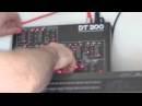 Roland alpha Juno with Dtronics DT-300 Synthesizer Programmer