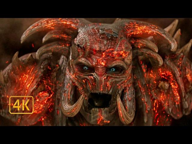 Алгрим Сильный (Темный Эльф) организует побег заключенных в темнице Асгарда. Тор...