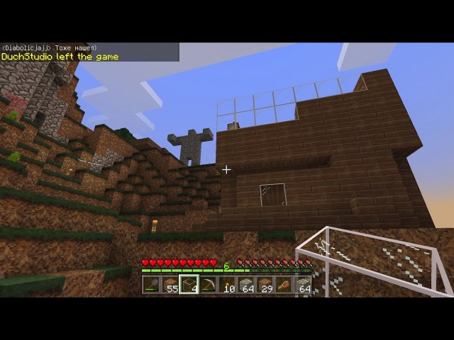 Прохождение Minecraft Windows 10 Edition - САМЫЙ ДЛИННЫЙ ТУННЕЛЬ, АНДРОМАЛИКА