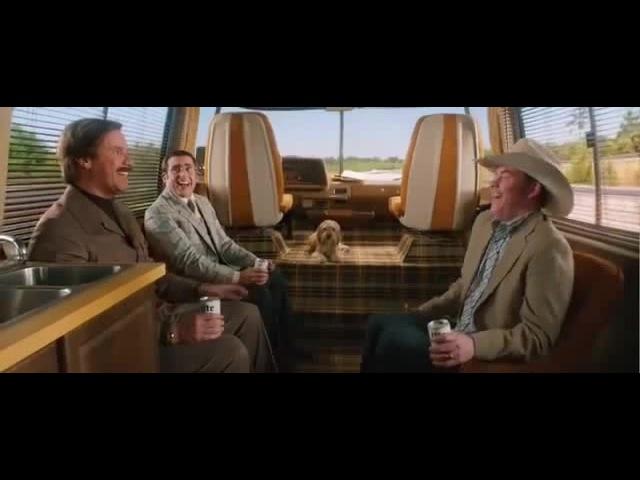 Anchorman 2 - Bricks laughing scene