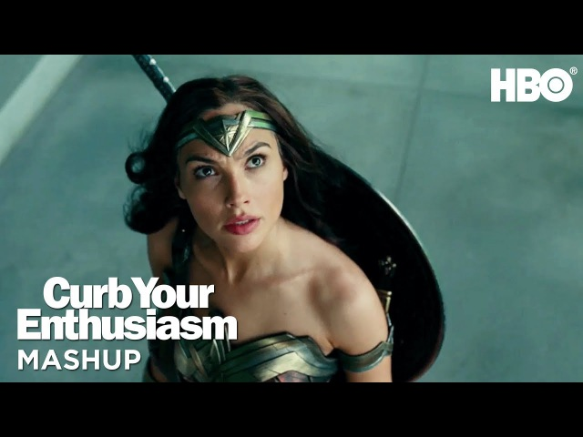 Larry David Teams Up with the Justice League | Curb Your Enthusiasm | Season 9