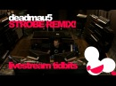 Deadmau5 opens the elusive Strobe Remix project file