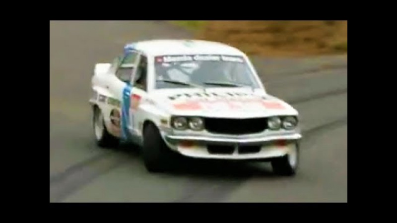 Mazda RX3 280Hp10.000Rpm Rod Millen at Leadfoot Festival