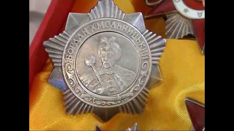 Орден Мутовину Николаю Ивановичу