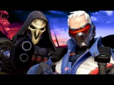 Reaper vs. Soldier 76 - Video Game Rap Battle