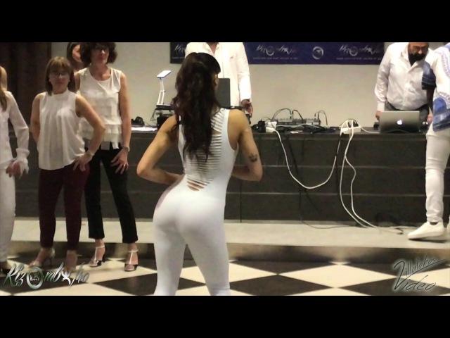 SARA PANERO [Demo] ✦ Rimini Kizombafro AllStars 2017 ✦