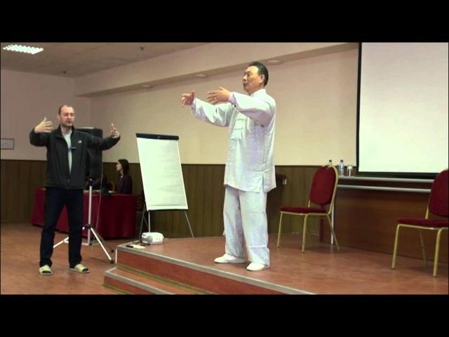 Семинар мастера Ли Гунчэна (2013) часть 02