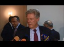 Rep. Pallone Discusses Artsakh's Right to Self-Determination