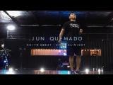 Jun Quemado Keith Sweat - Special Night Snowglobe Perspective