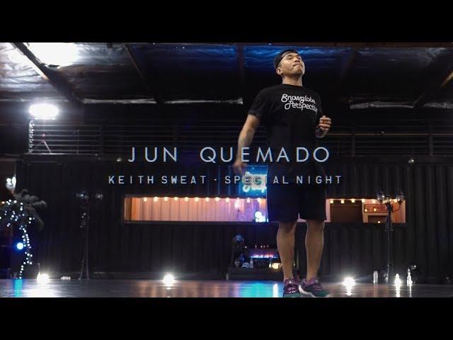 Jun Quemado | Keith Sweat - Special Night | Snowglobe Perspective