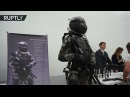 The future is now Russian military unveils next generation combat suit