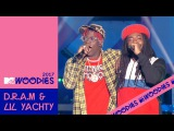 Lil Yachty &amp D.R.A.M Perform Medley  2017 Woodies  MTV