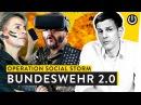 Zu den Waffen Wie die Bundeswehr im Netz nach Nachwuchs jagt WALULIS