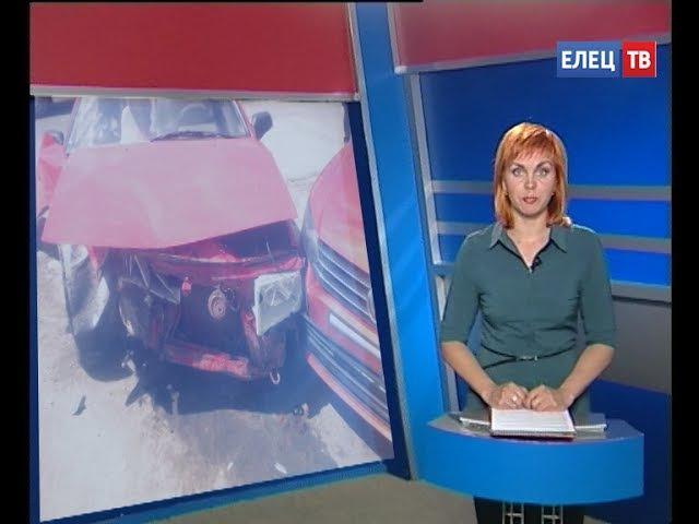 В тройном столкновении пострадал несовершеннолетний пассажир