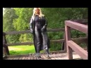 Miss Sixty Leather Pants and Leather Coat