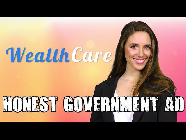 Hey Navalny, Russians Are Actually A Civilised Nation | Honest Government Advert - HealthCare