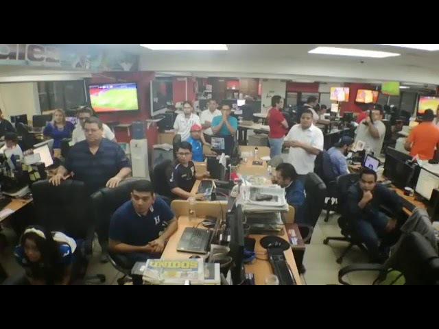 Redacción Diario de Costa Rica vs Honduras 1 1