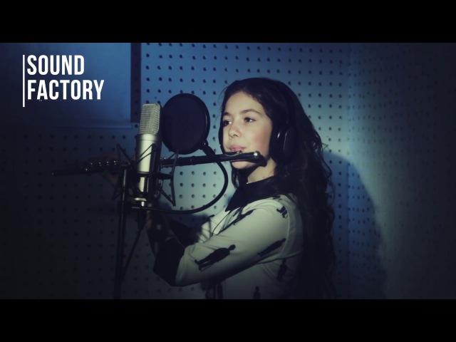 Даша Ситникова- Olei. Студия звукозаписи SOUND FACTORY