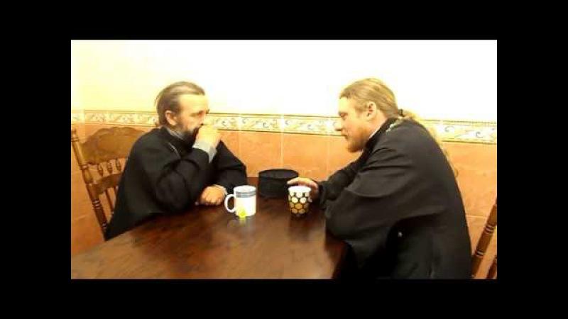 Богословие за чаем - Равнодушные священники