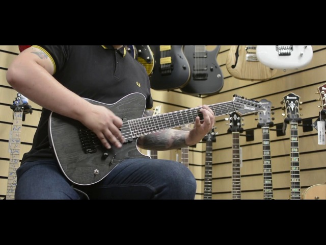 Ibanez Iron Label FRIX Series Review | FRIX6FEAH FRIX7FEAH |