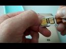 Гибридный двойной Dual SIM адаптер ПРОКАЧАЙ СВОЙ СМАРТФОН