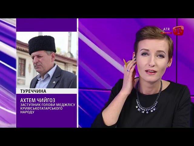 Ільмі Умеров: боротися за повернення Криму продовжимо з Києва